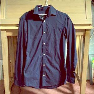 H&M Men's XS Slim Fit Button Up Shirt